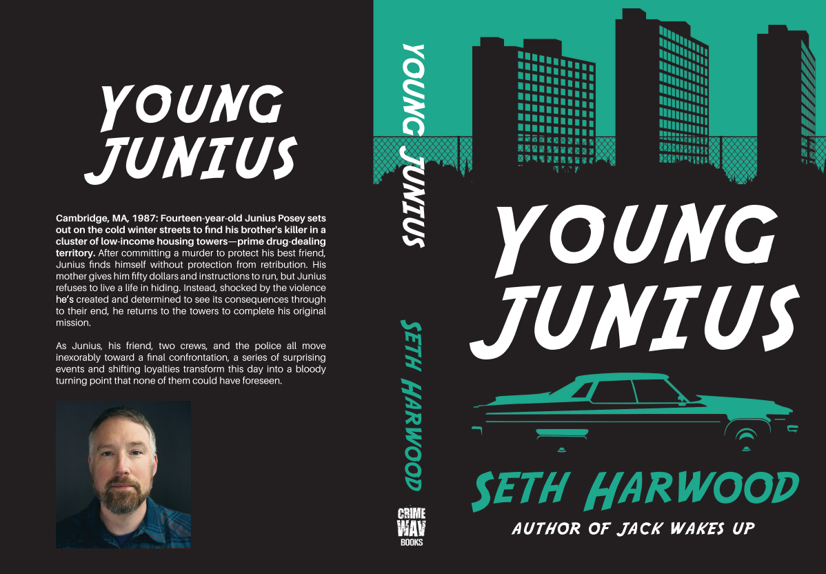 Print covers for 3 books