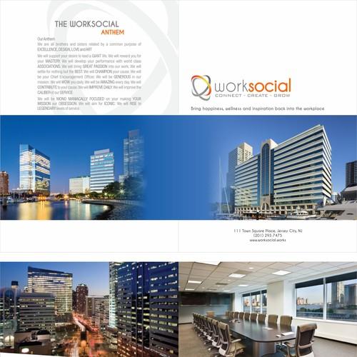 Brochure for worksocial