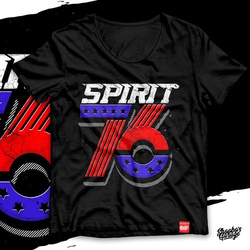 Spirit 76
