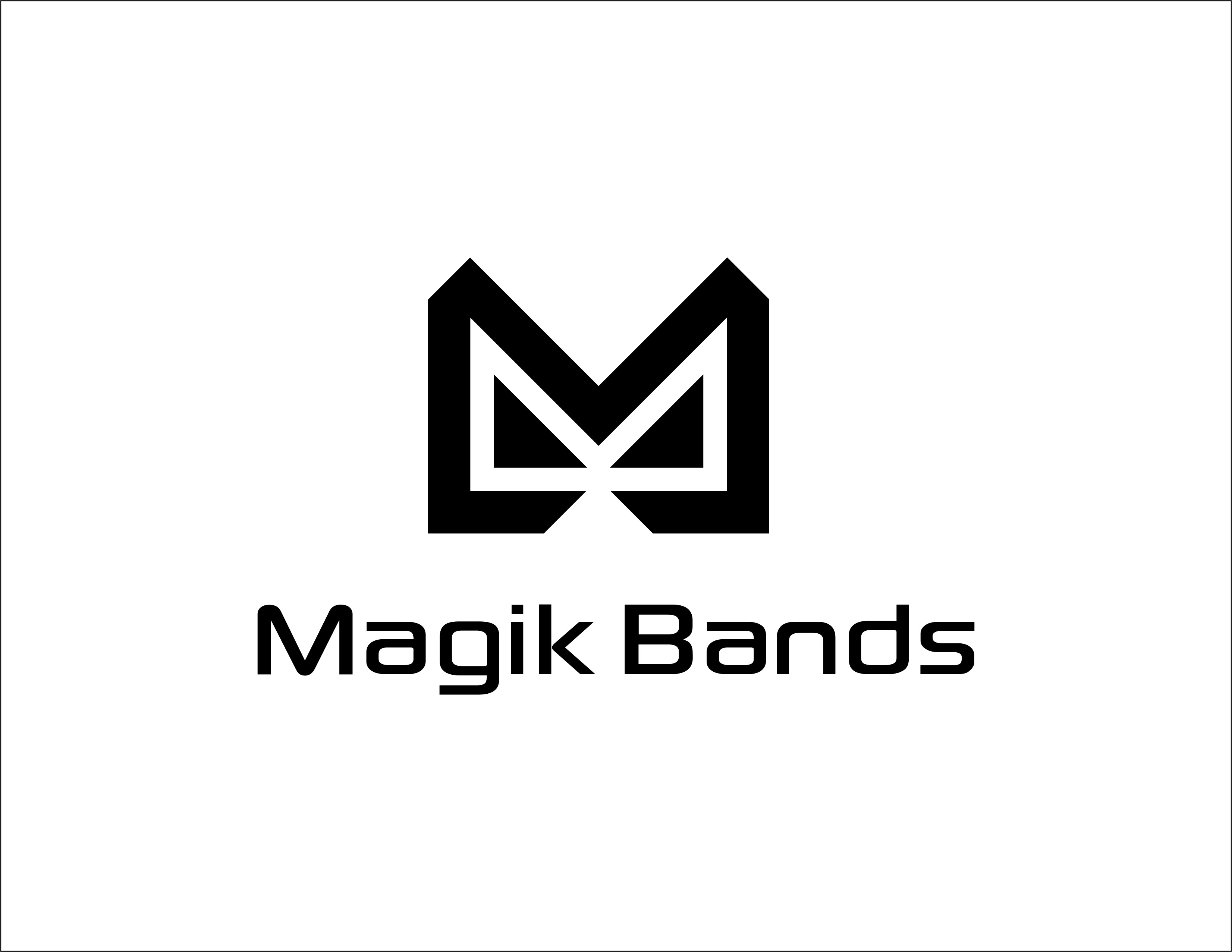 Logo for Elements Energy Stone Titanium Steel Magnetic Bracelets