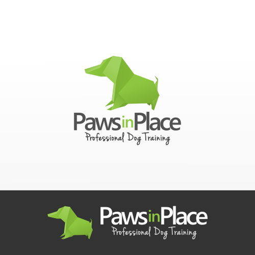 Help Paws in Place LLC with a new logo and business card