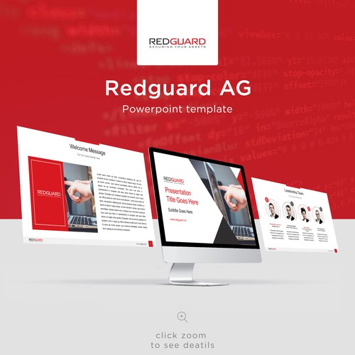 Technology Company Powerpoint Template