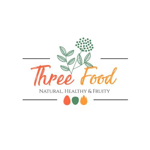 Natural Food Logo