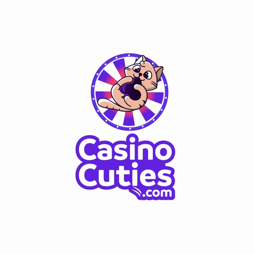 Casino Cuties - logo design