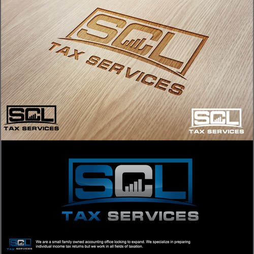 logo for SCL Tax Services