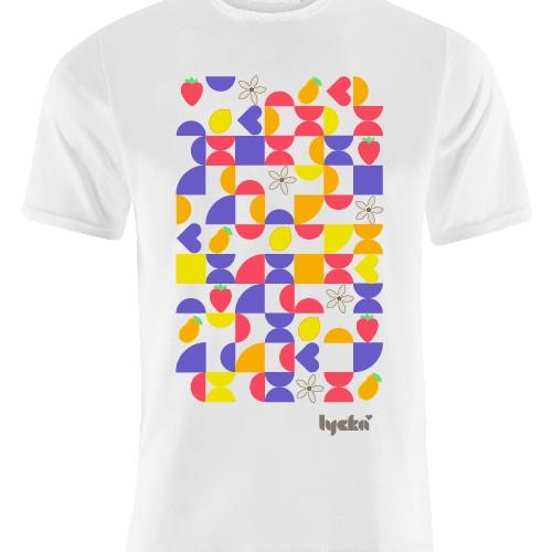 T-Shirt Design for Lycka