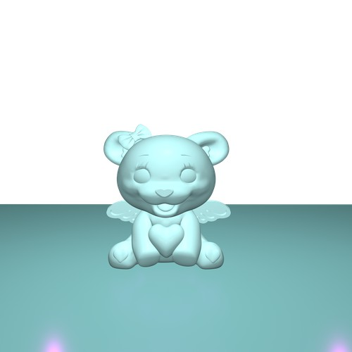 Angel Bear 3D