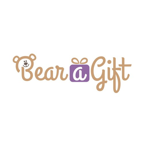 logo for Bear a Gift