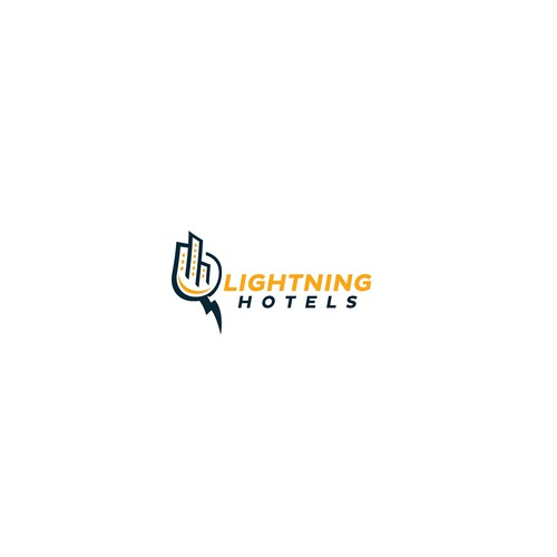 Lightning hotels logo