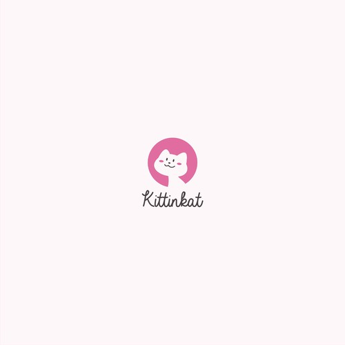 Cute simple concept for Kittinkat