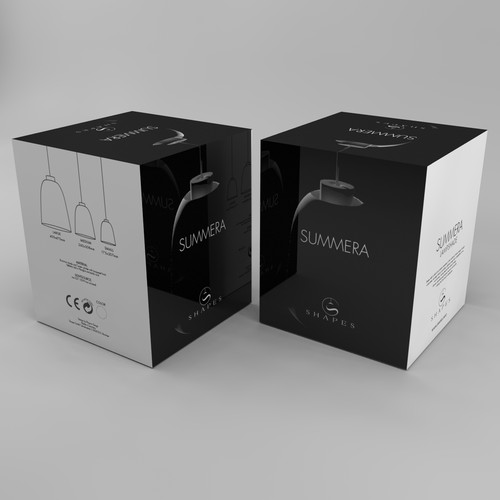 Lampshade package design