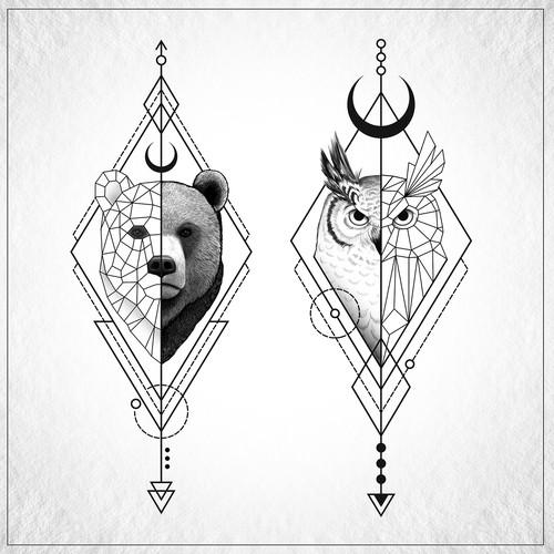 Tattooo design