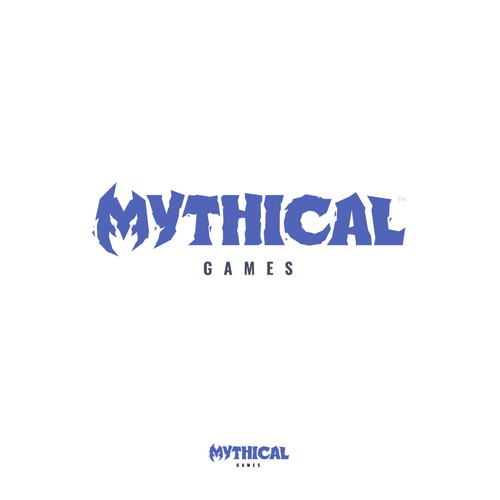 Mythical Games logo