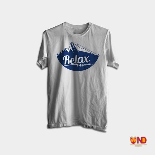 Mountain T-shirt 3