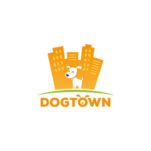 Dog in the City logo