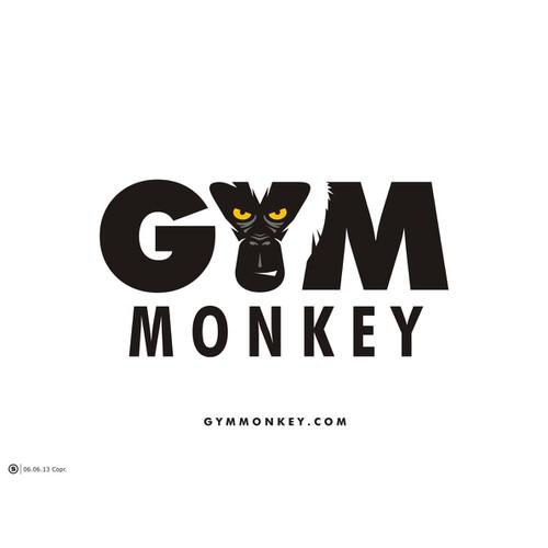 Create the next logo for Gym Monkey