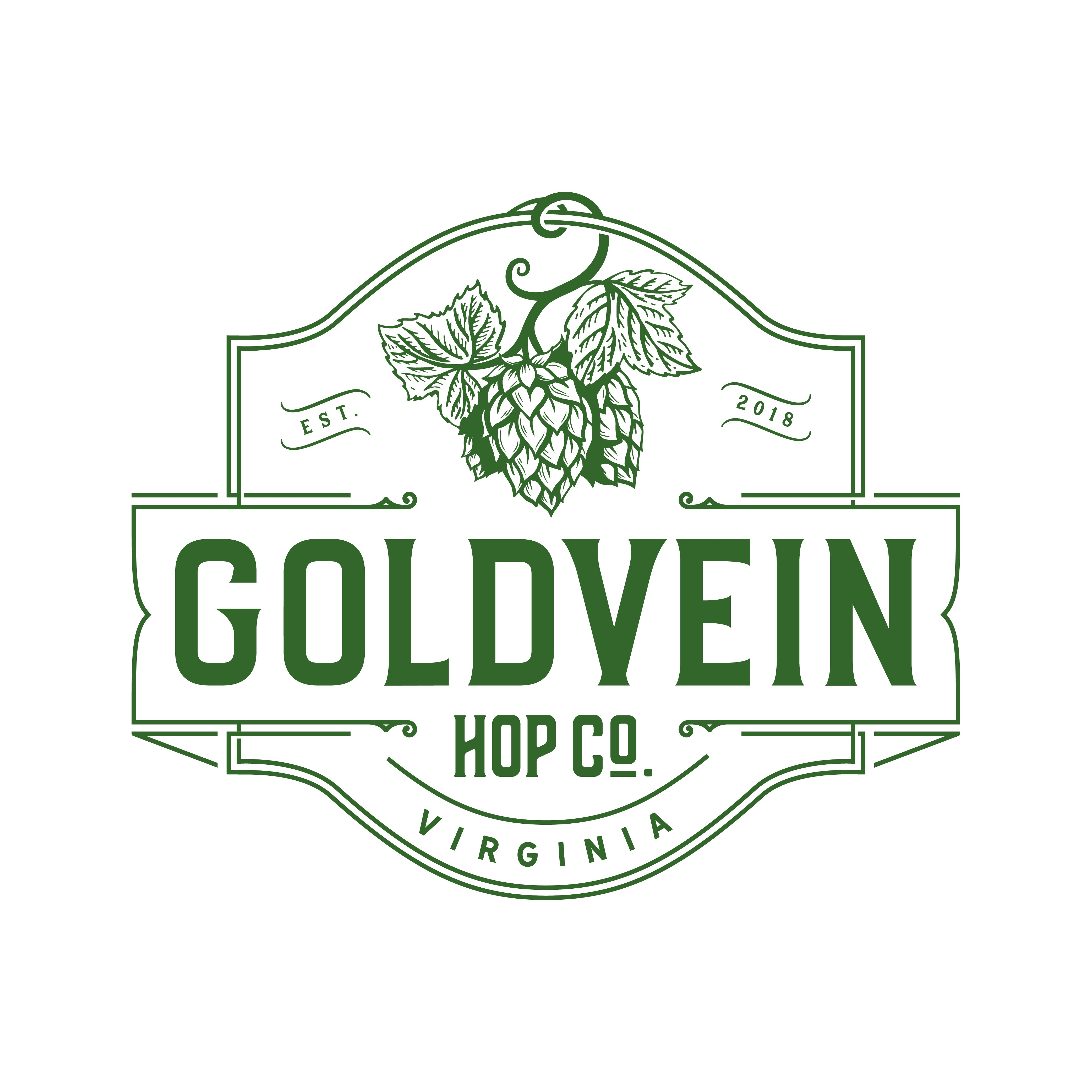 New hop grower looking for vintage logo