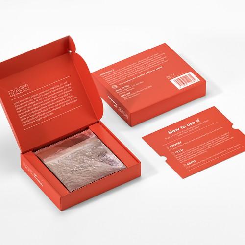 herbalbaby packaging