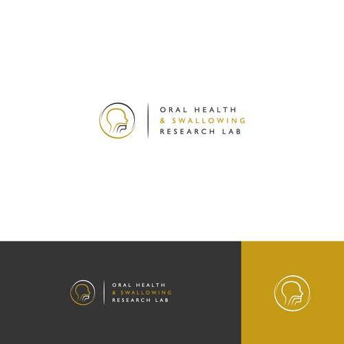 Clean Logo for Oral Health and Swallowing Research Lab