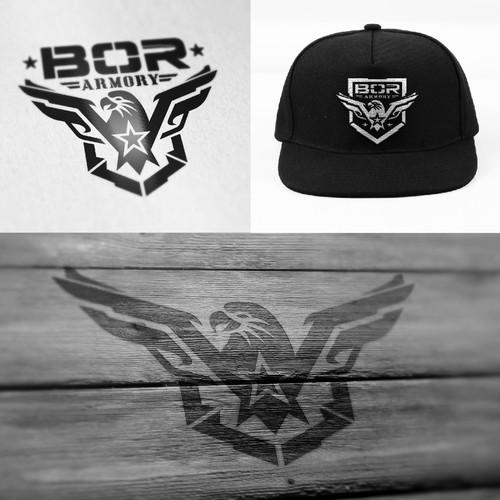 BOR armory logo company