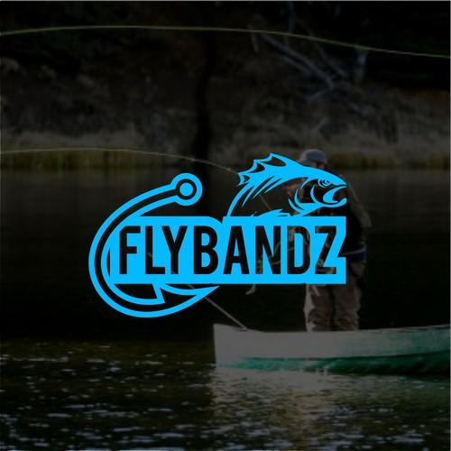 Fly bandz logo