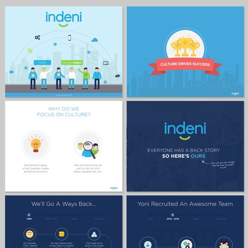Ebook Design for Indeni