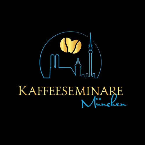 Logo concept for coffee