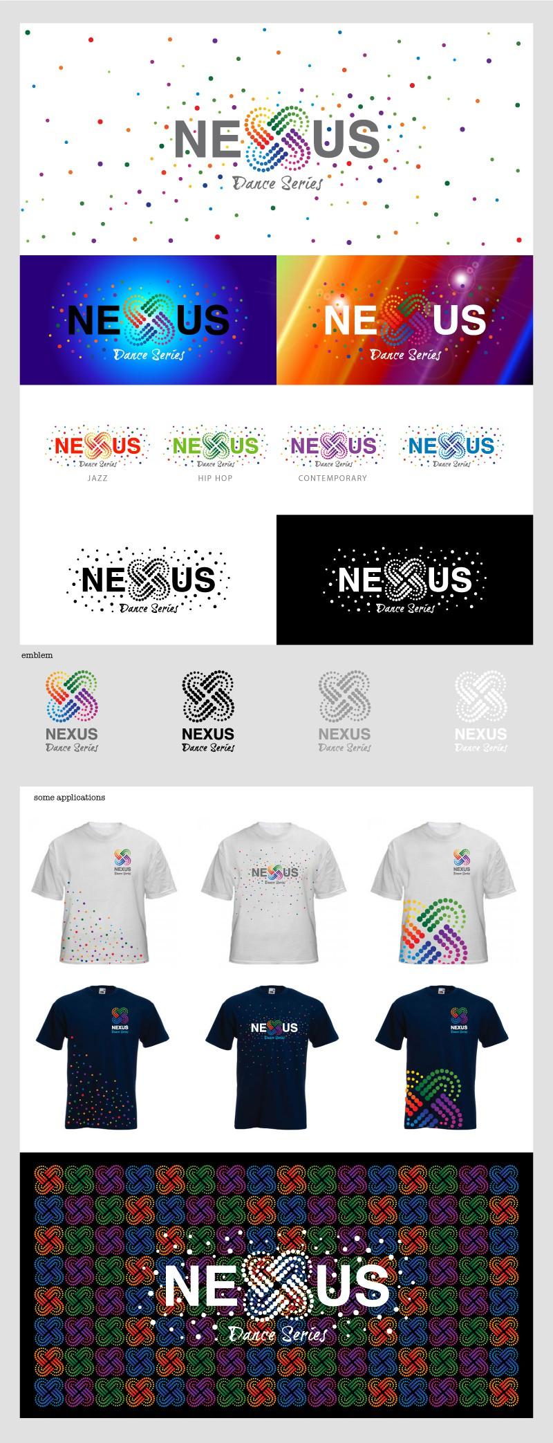 Create the next logo for Nexus Dance Series