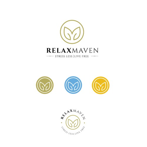 Unique logo for a spa