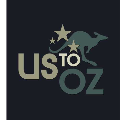 US to Oz needs a new logo