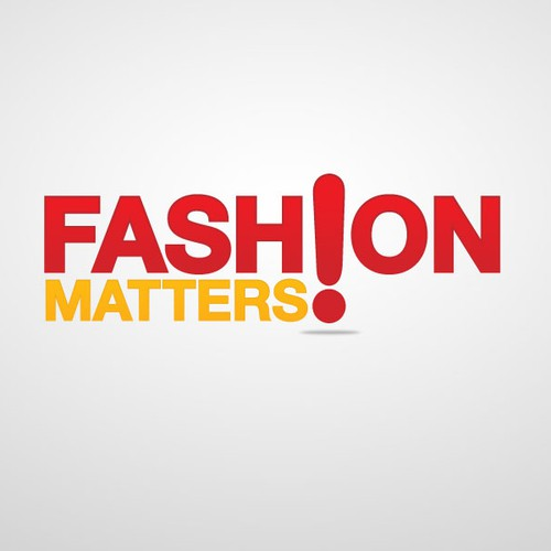 Create the next logo for Fashion Matters