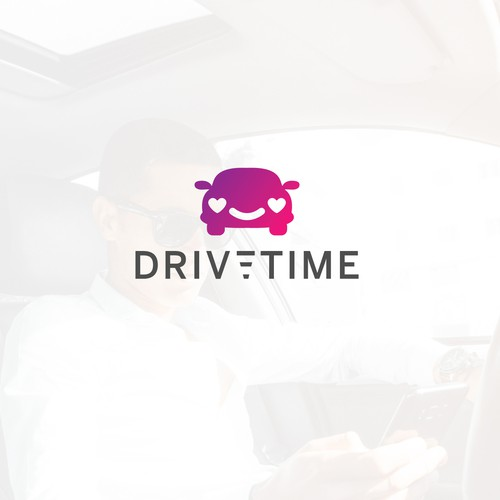 Logo concept for Drivetime