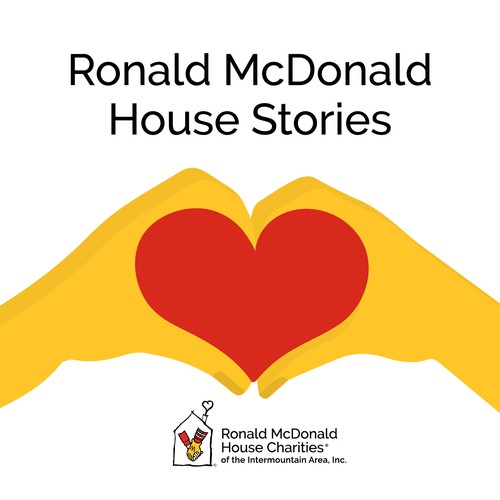 Podcast Cover | Ronald McDonald House Stories