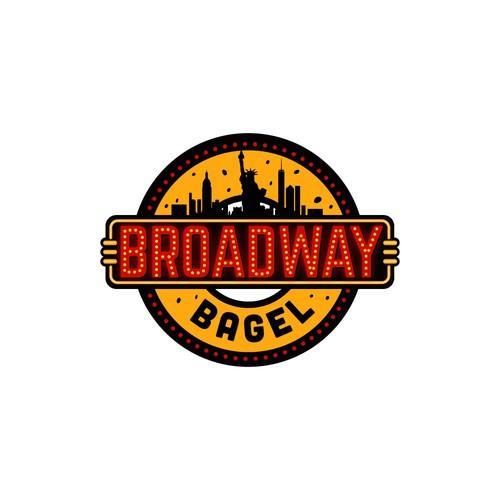 Broadway bagel