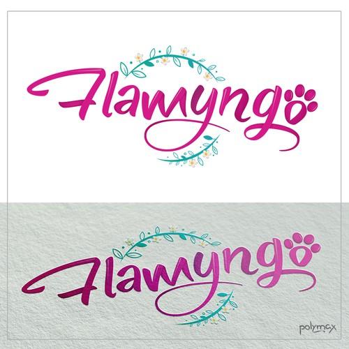 Flamyngo Logo