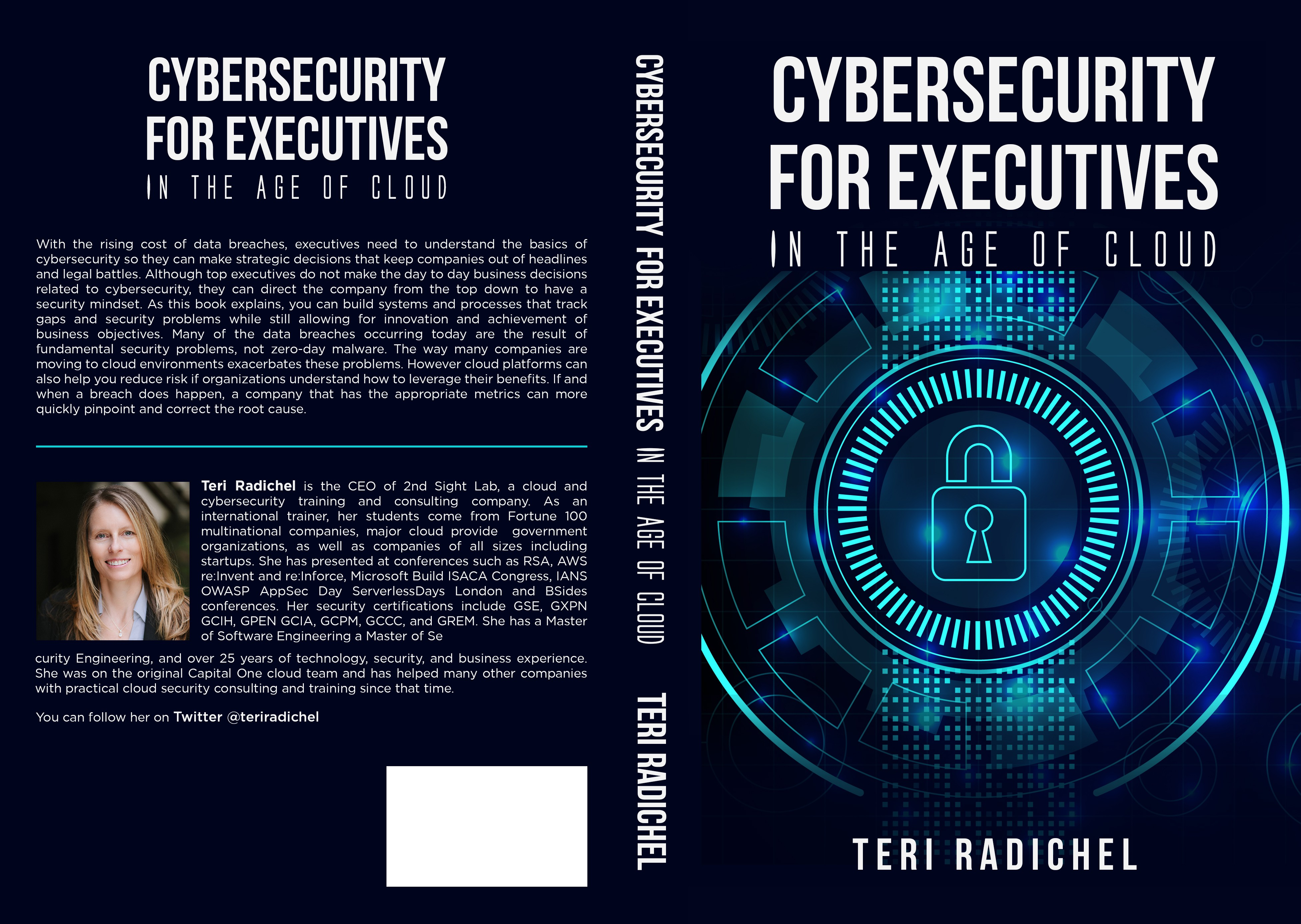 Cybersecurity for Executives Book Cover