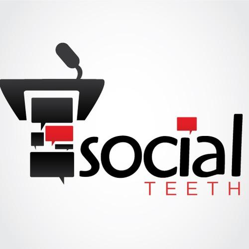 Help Social Teeth with a new logo