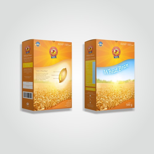 P Mark Products Packaging Design 2