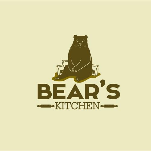 bear logo.