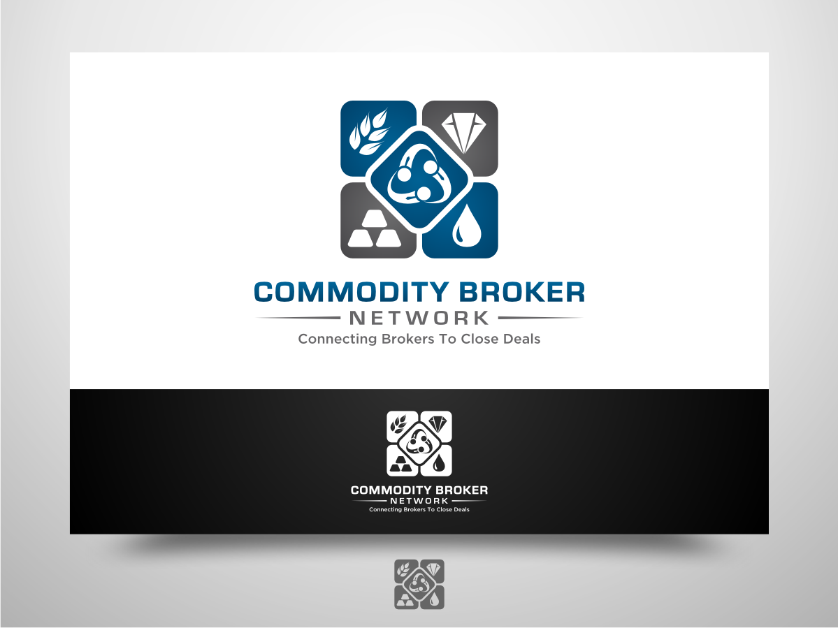 Logo for Commodity Broker Network