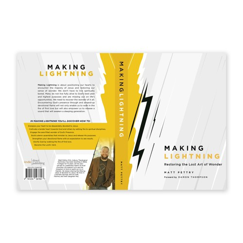 Book Cover for Making Lightning