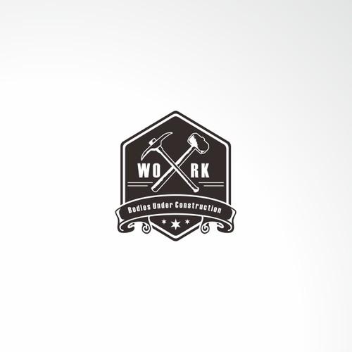 work body construction logo