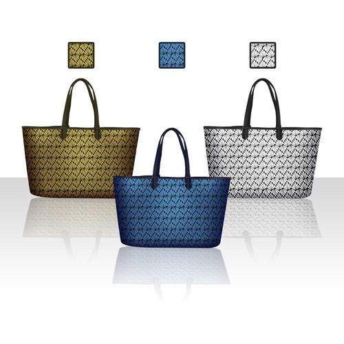 Create a repeating pattern for the bags of Basic&Co.