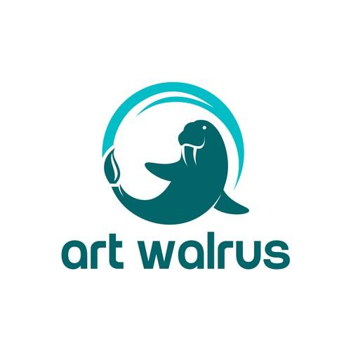 art walrus