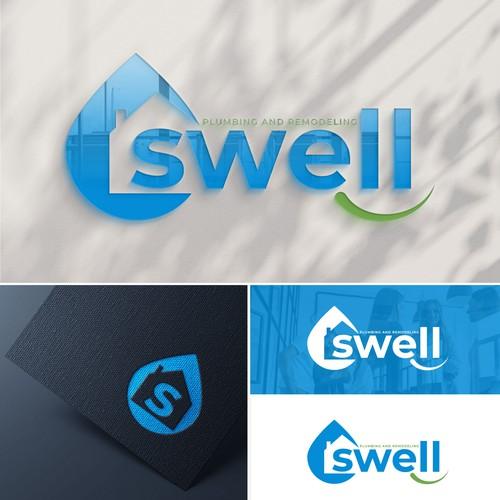 Logo design for Swell
