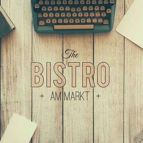 Simple Logo for Bistro