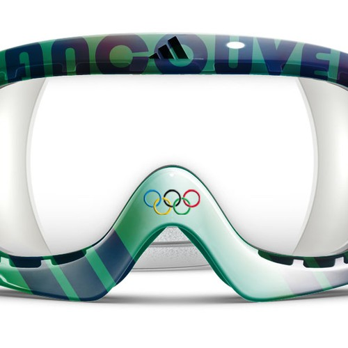 Design adidas goggles for Winter Olympics