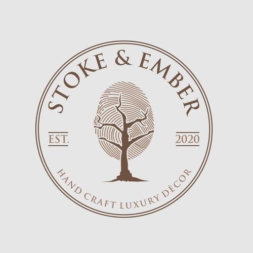 Stoke & Ember Logo