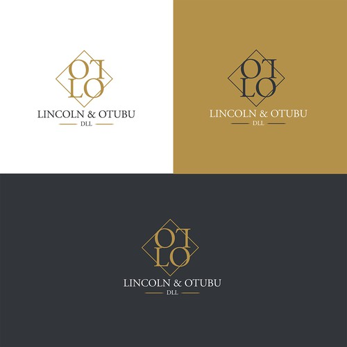 A logo for a law firm