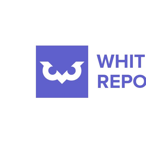 Create an attractive, capturing and professional white owl logo
